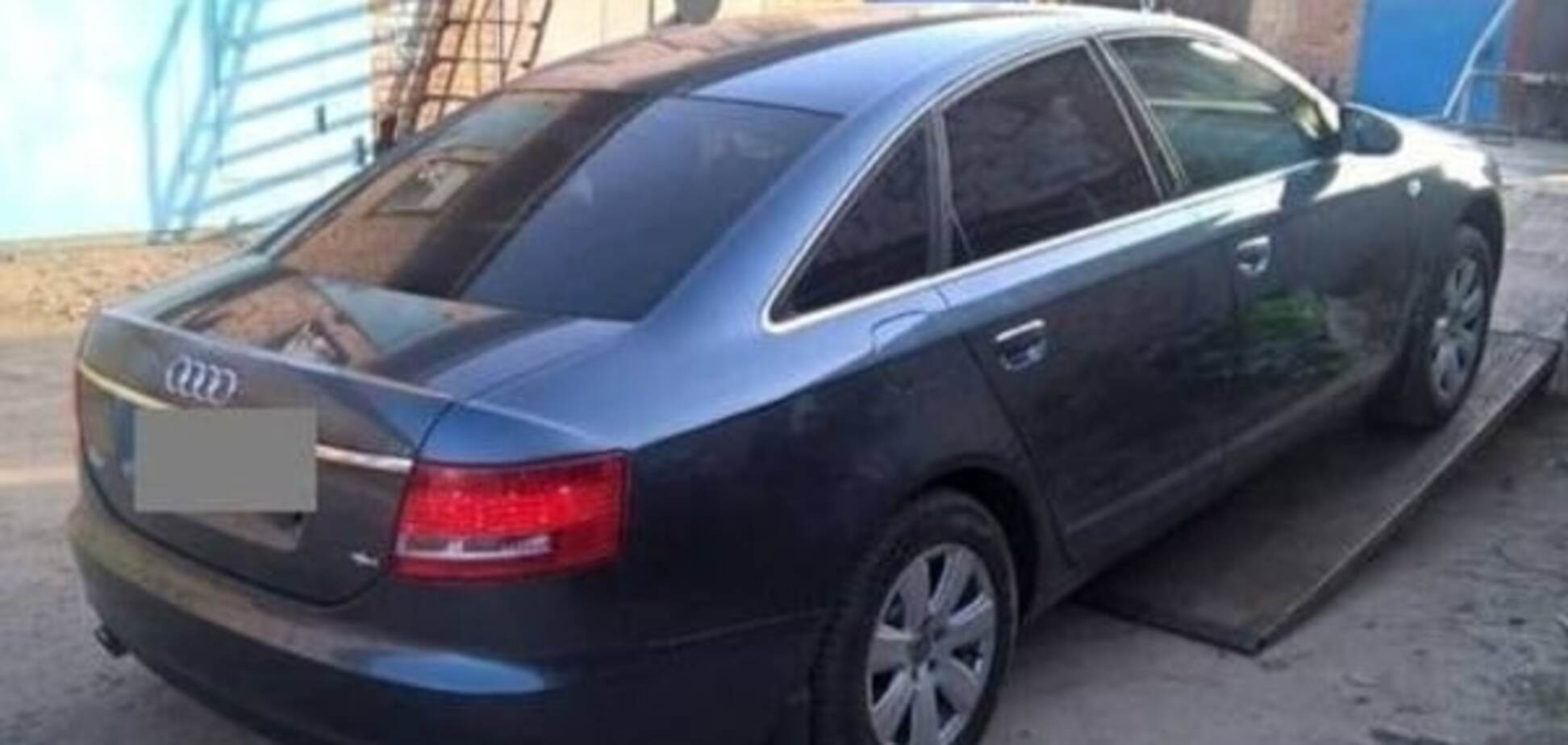 Зникнення водія BlaBlaCar: встановлено власника гаража, де знайшли Audi Познякова