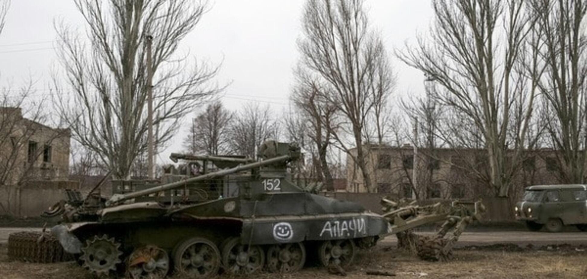 Терористи проговорилися, що російські найманці наступають на Авдіївку