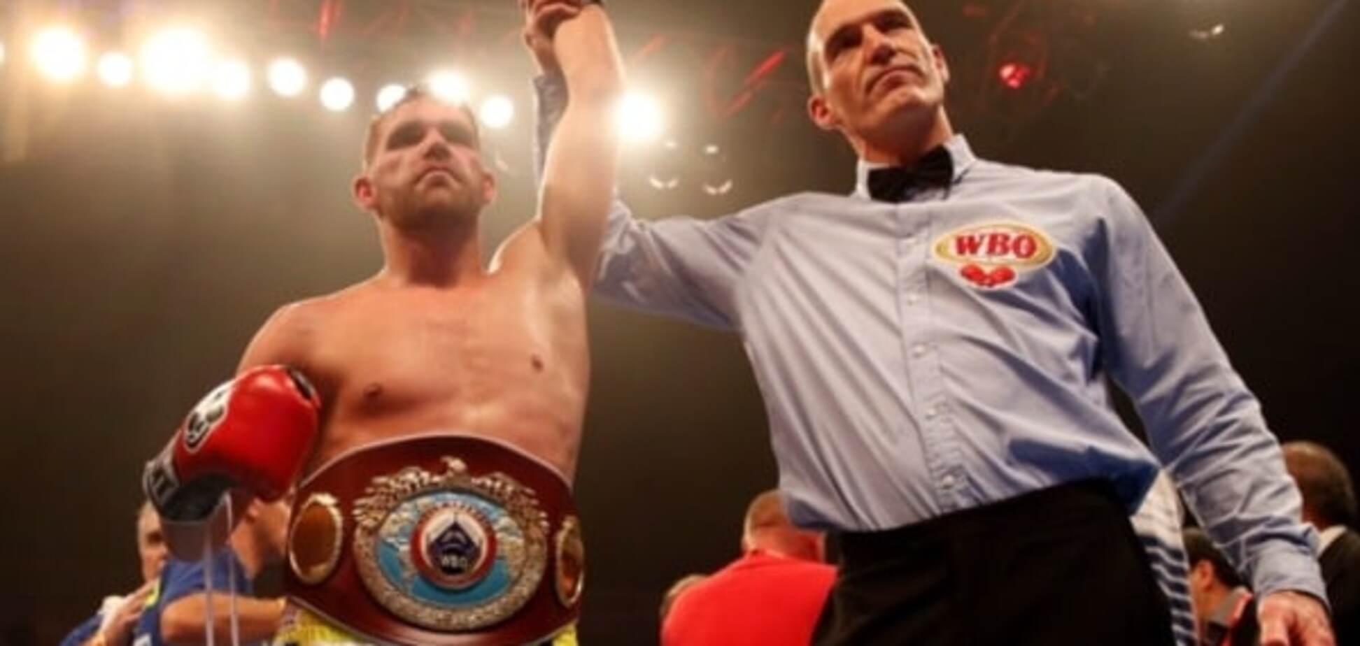 'Базіка злякався': непереможний чемпіон світу відмовився від бою з українським боксером
