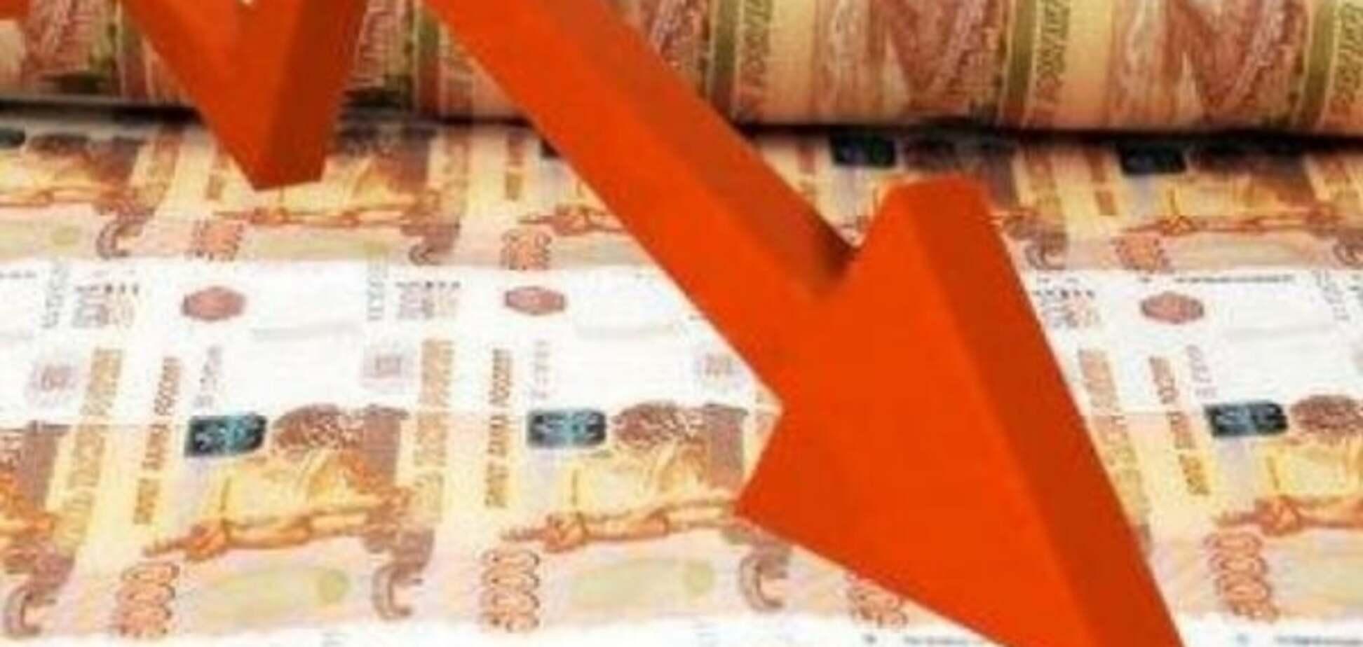 Живий труп: російський фінансист розповів, коли впаде економіка Росії