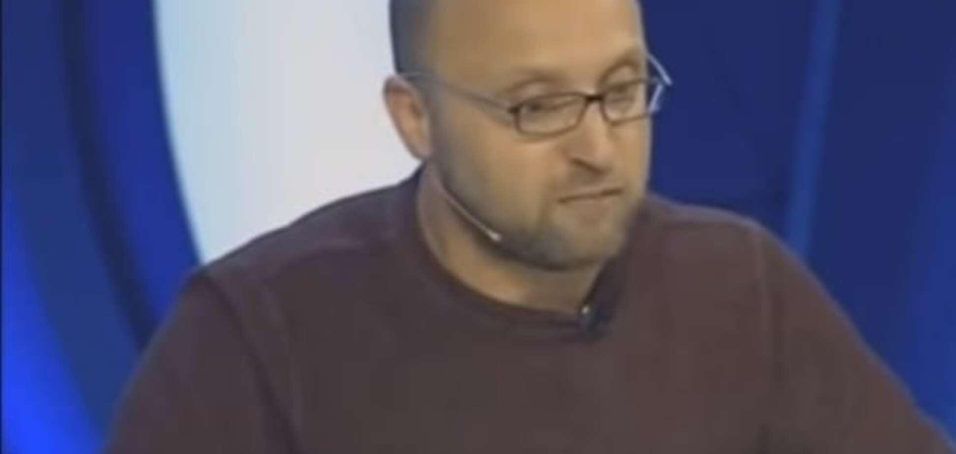 'Як тушонку погану': українець 'підірвав' російське ТБ словами про окупантів у цинкових трунах. Відеофакт