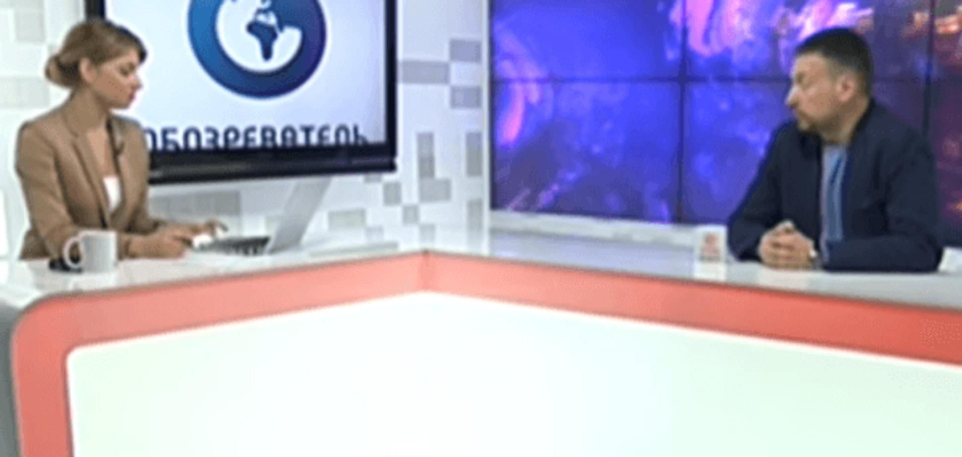 Валентин Землянский, Черноморская телерадиокомпания