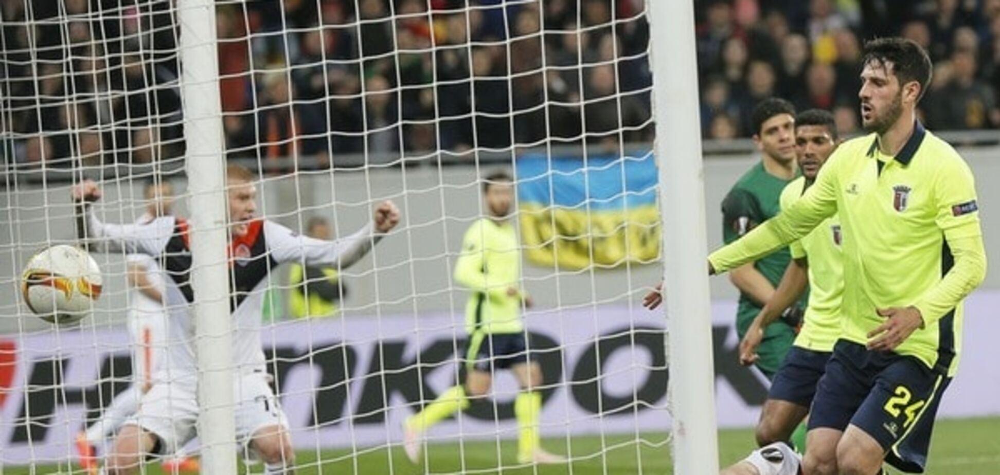 'Шахтар' встановив вражаюче досягнення в матчі Ліги Європи