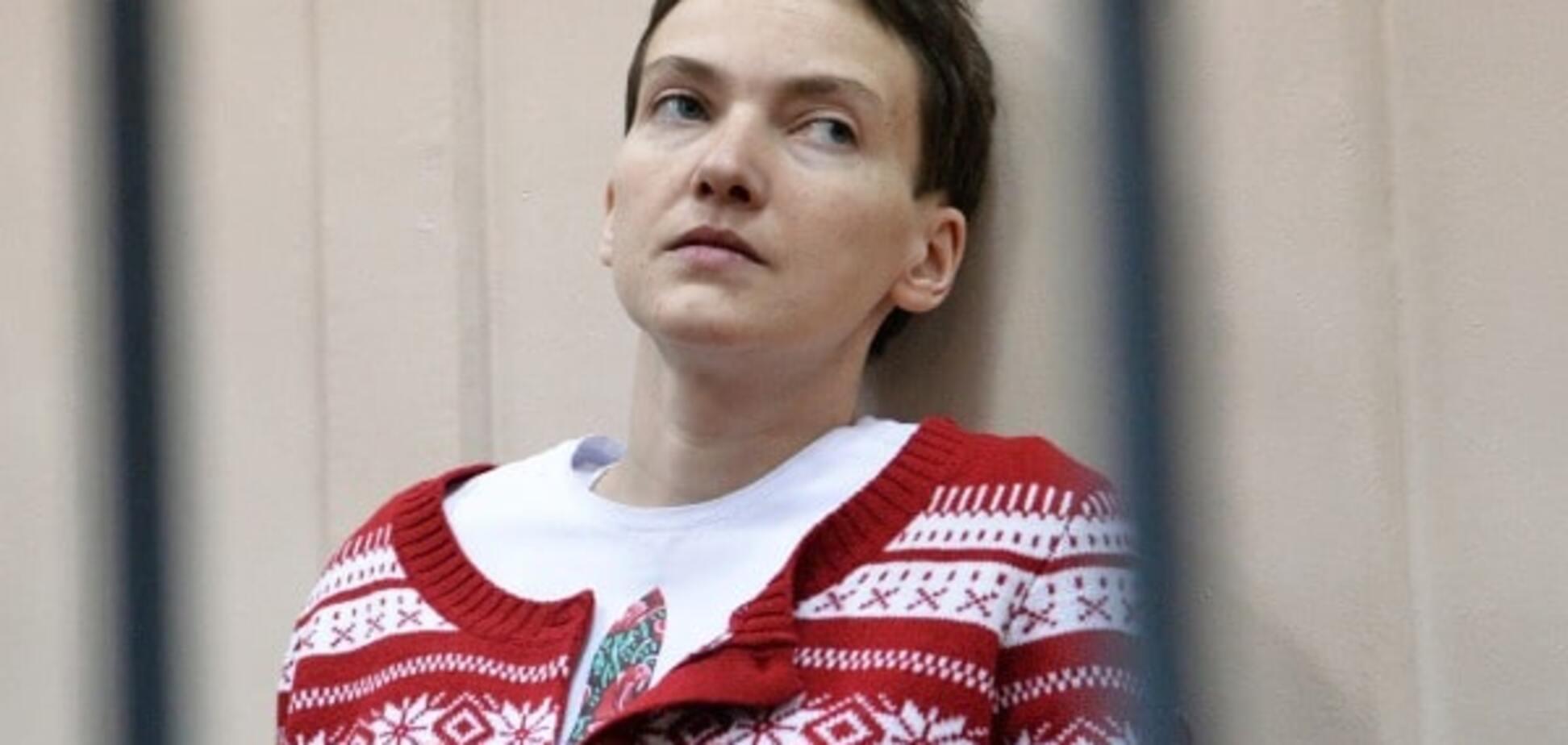'Надю, ти нам потрібна!' Глузман розповів, хто зупинив звільнення Савченко