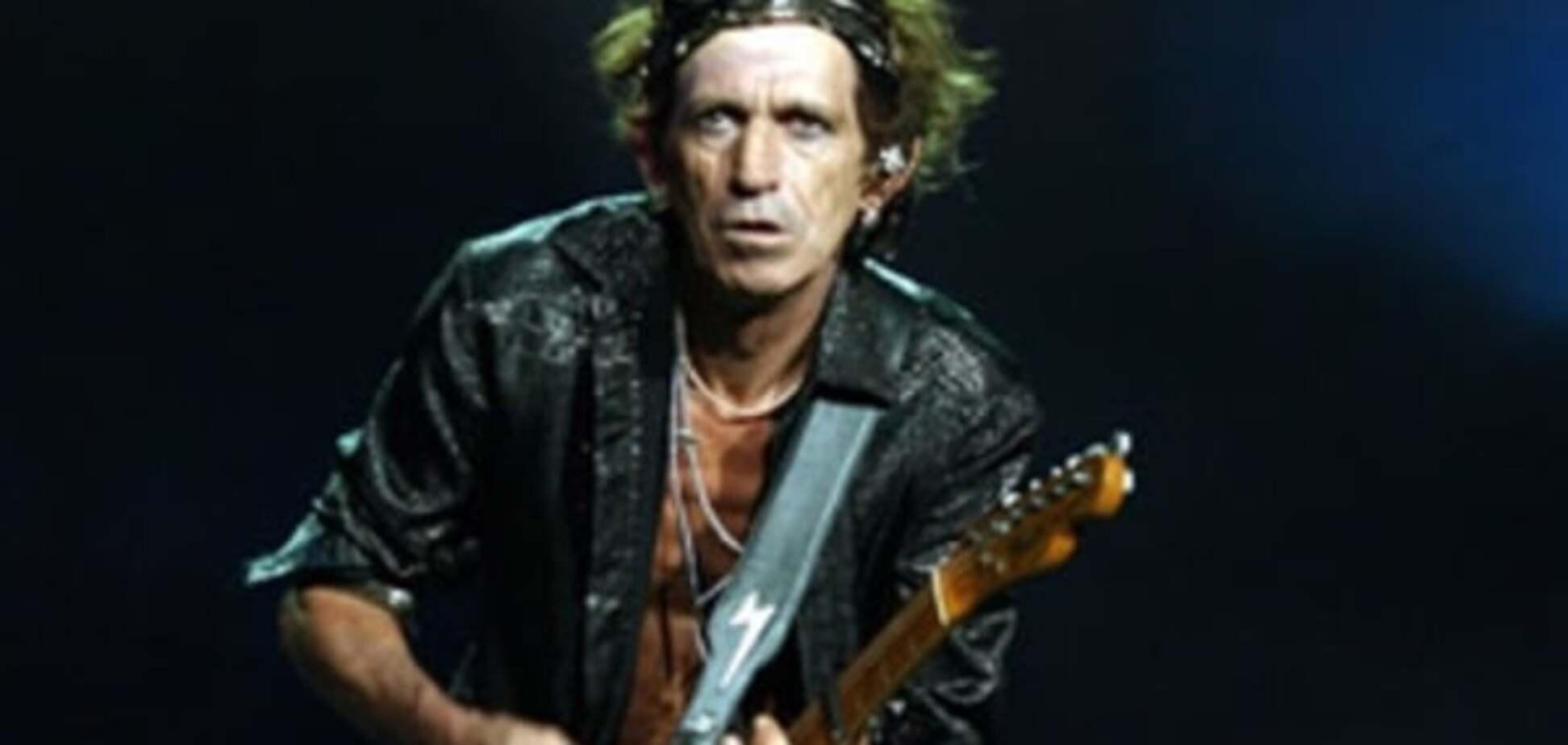 музыкант Rolling Stones
