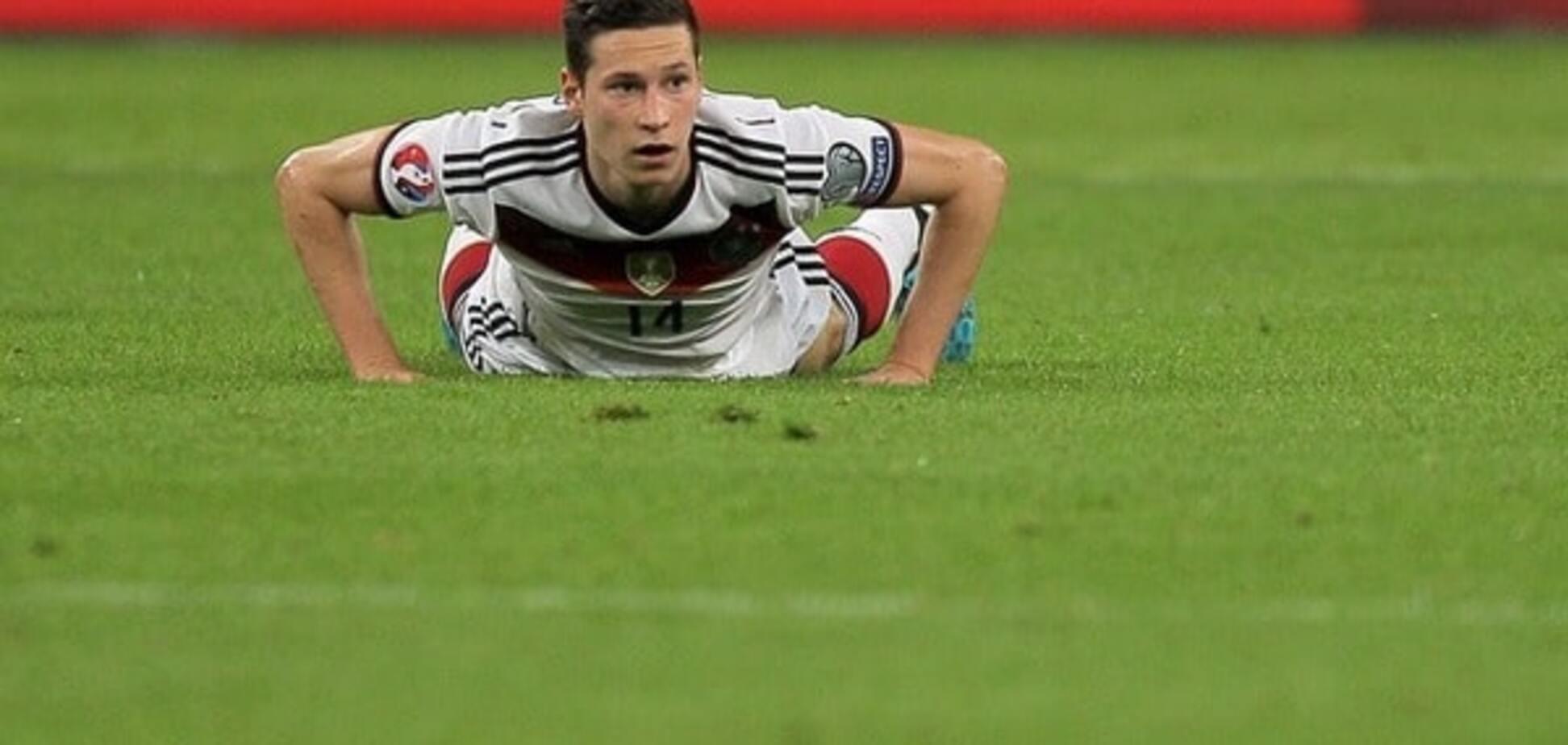 Зірка збірної Німеччини ризикує пропустити матч з Україною на Євро-2016