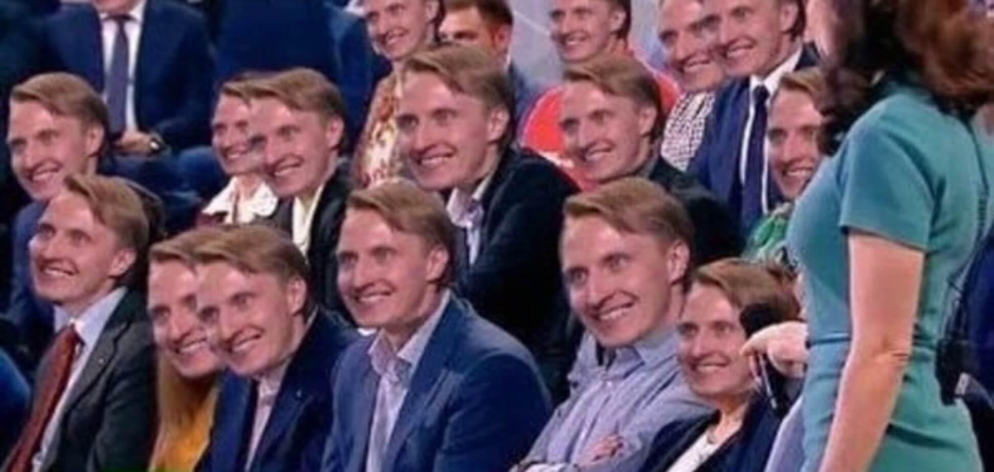 'Мельдоний забрал его душу': российского чемпиона высмеяли за реакцию на прямую линию Путина