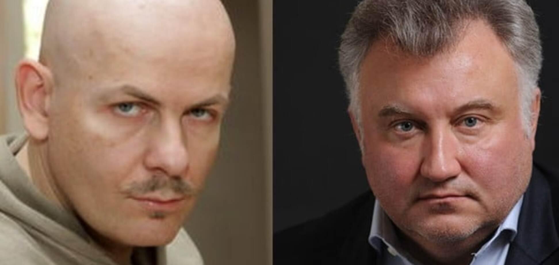 Олесь Бузина и Олег Калашников