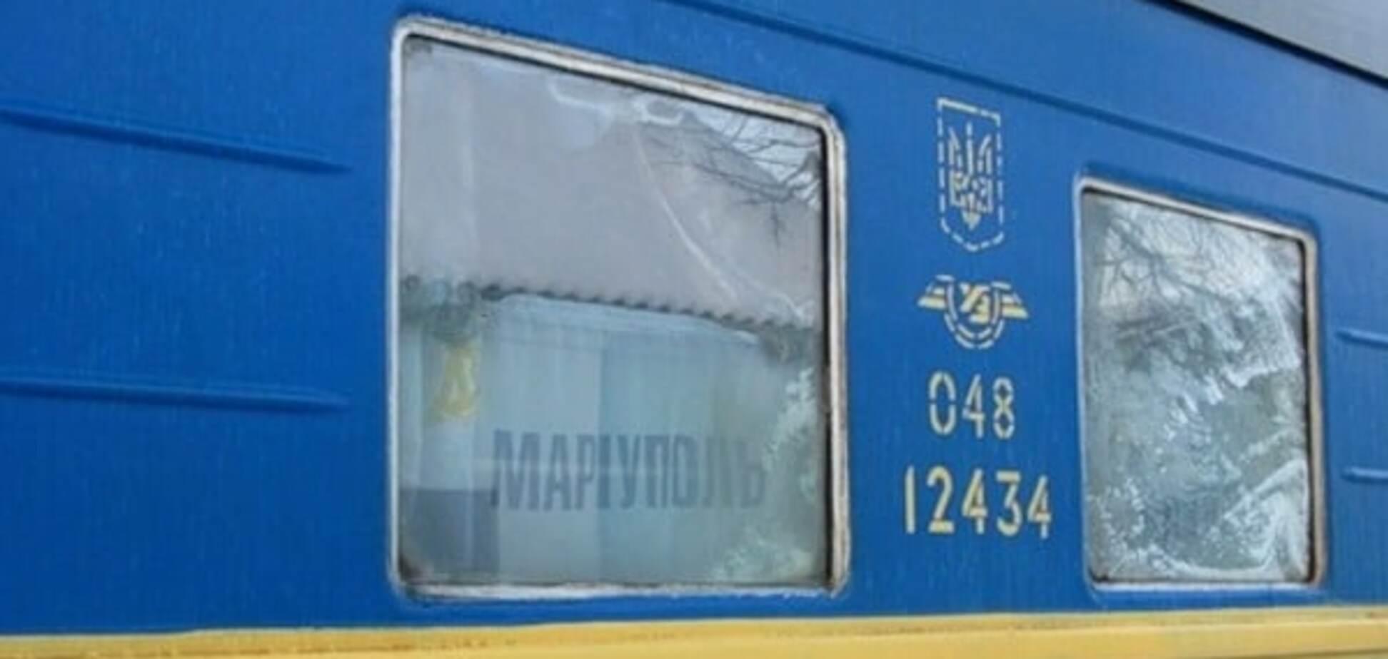 Військовий намагався вчинити суїцид у поїзді дорогою в зону АТО