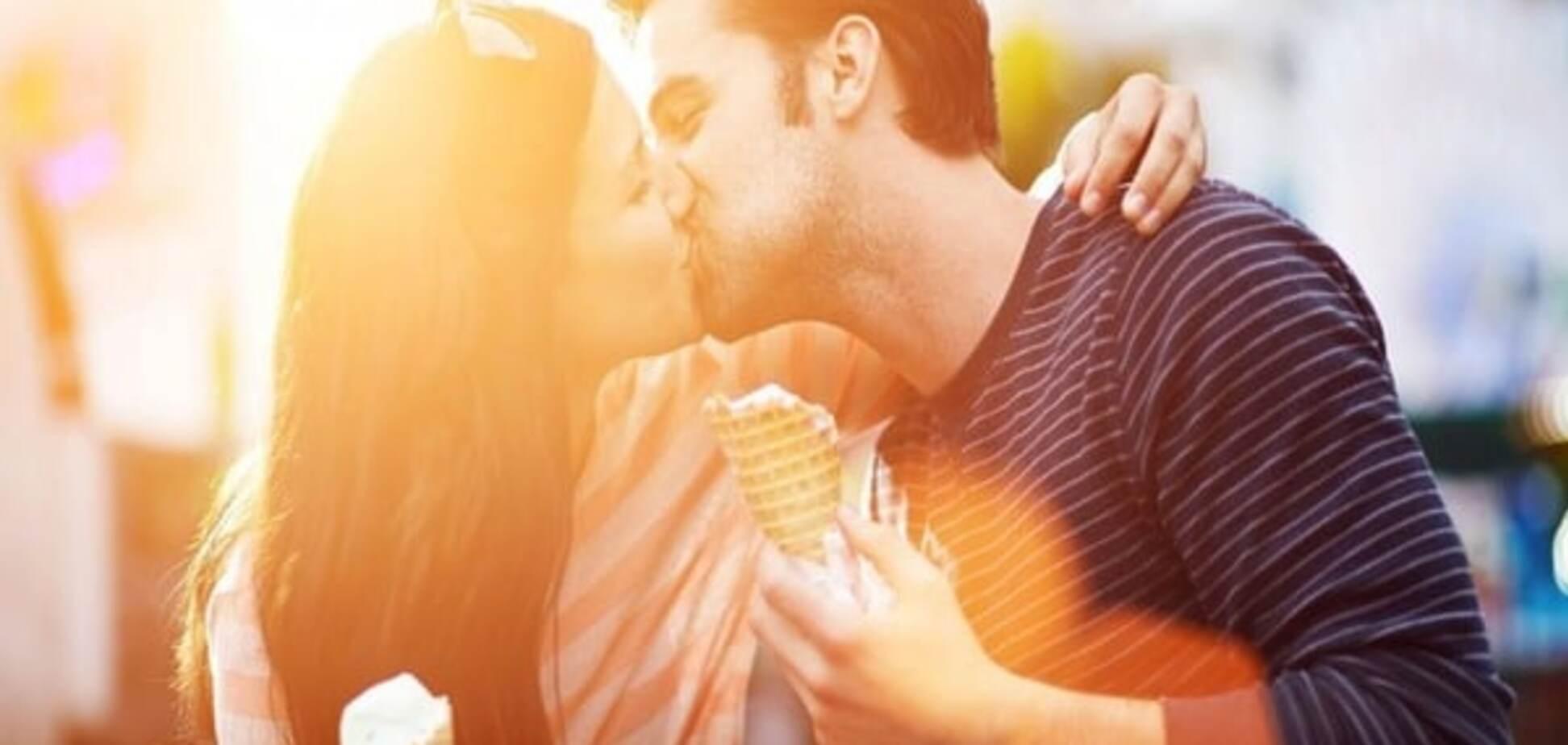 Мужчина и женщина романтика