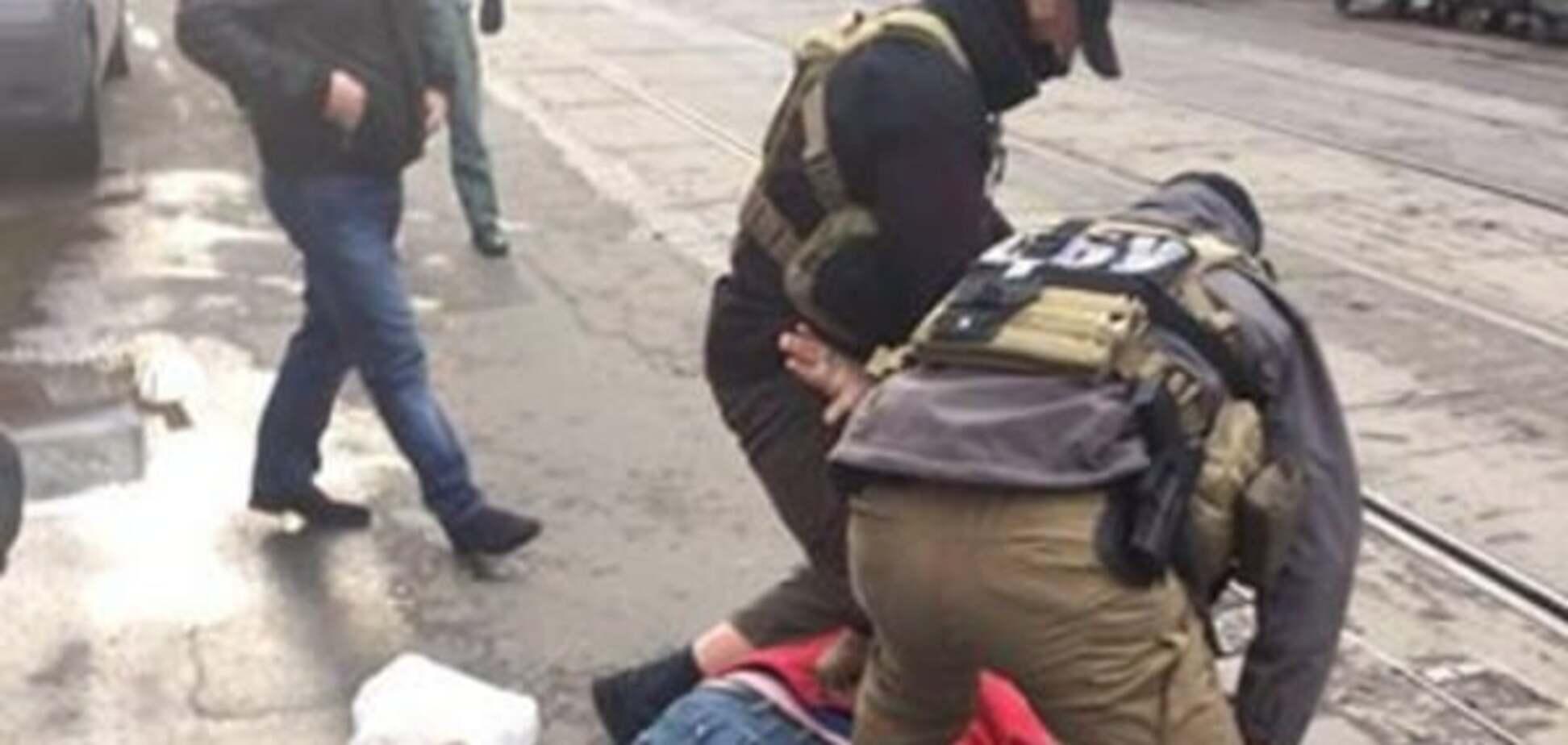 На Одещині СБУ спіймала на хабарі 'антикорупціонерів'