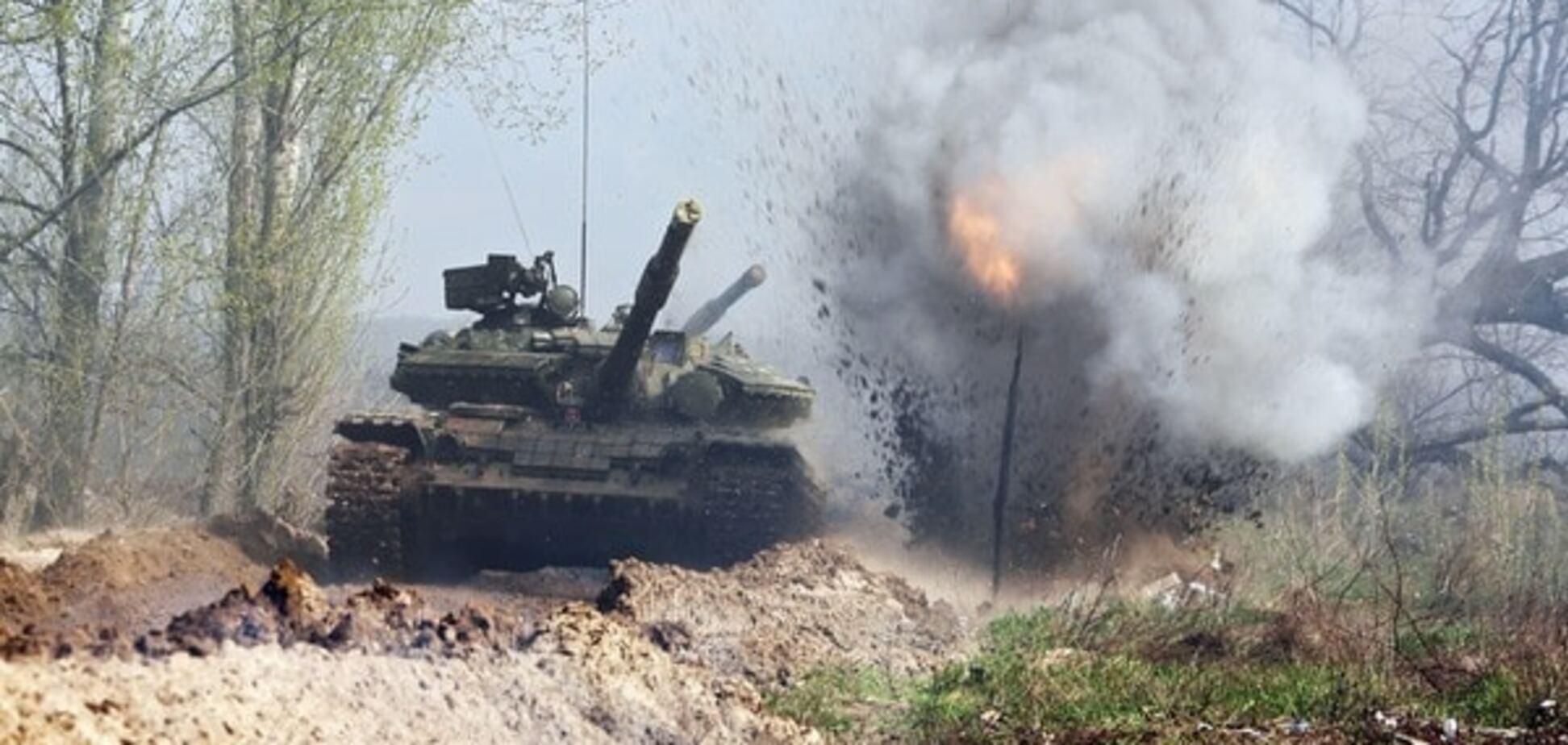 Росія перекинула на Донбас ешелон із танками і 'Градами' - ГРУ