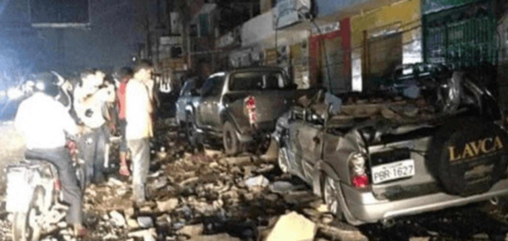 В Еквадорі стався потужний землетрус: десятки жертв
