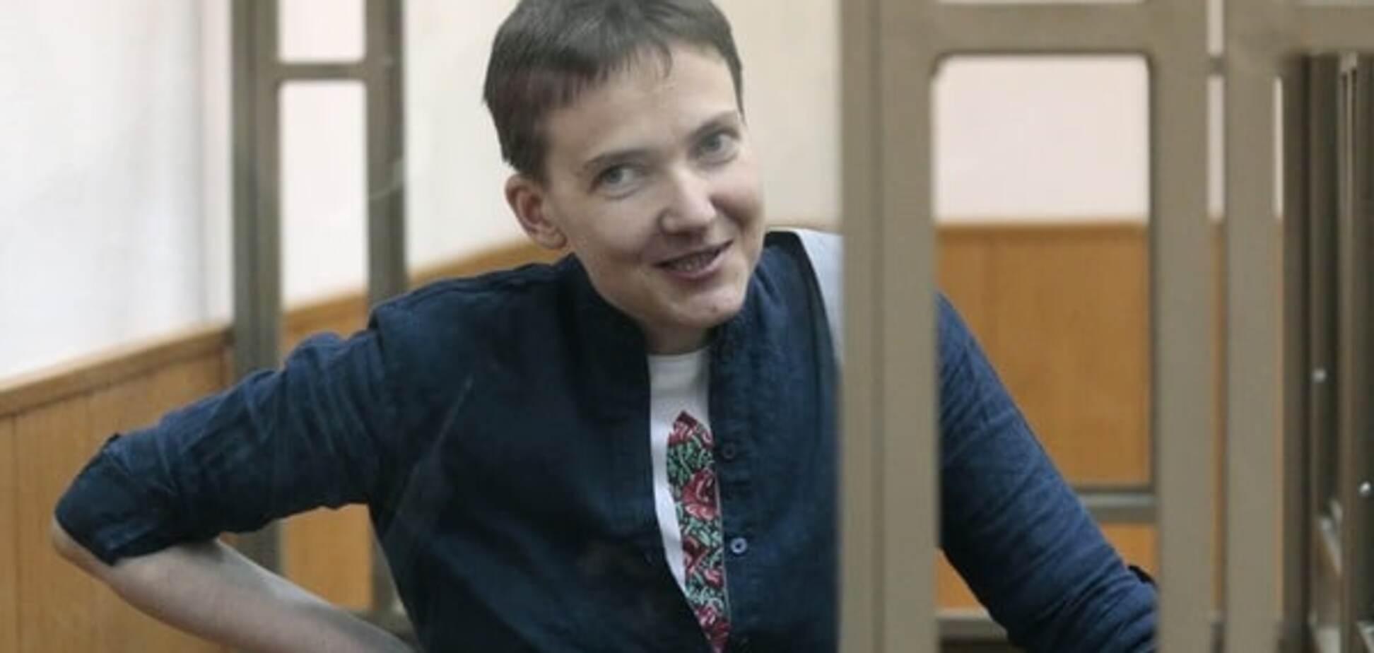 Стан Савченко 'на межі', вона виснажена - адвокат