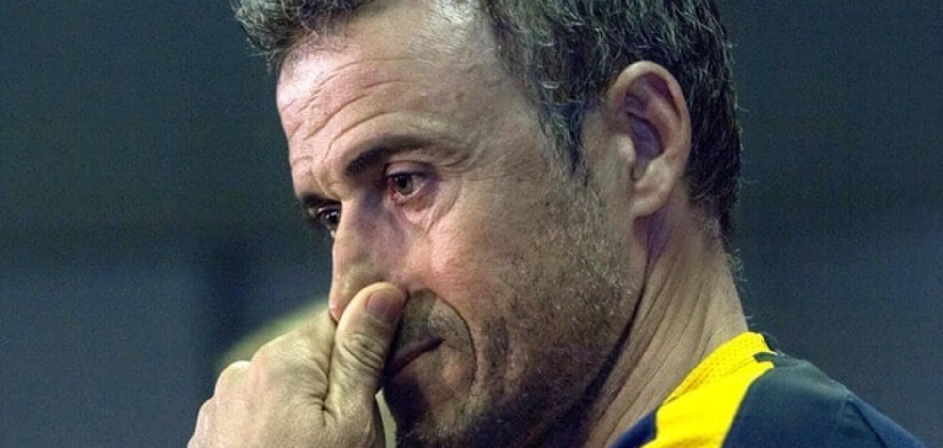 Тренер 'Барселони' пояснив ганьбу в чемпіонаті Іспанії
