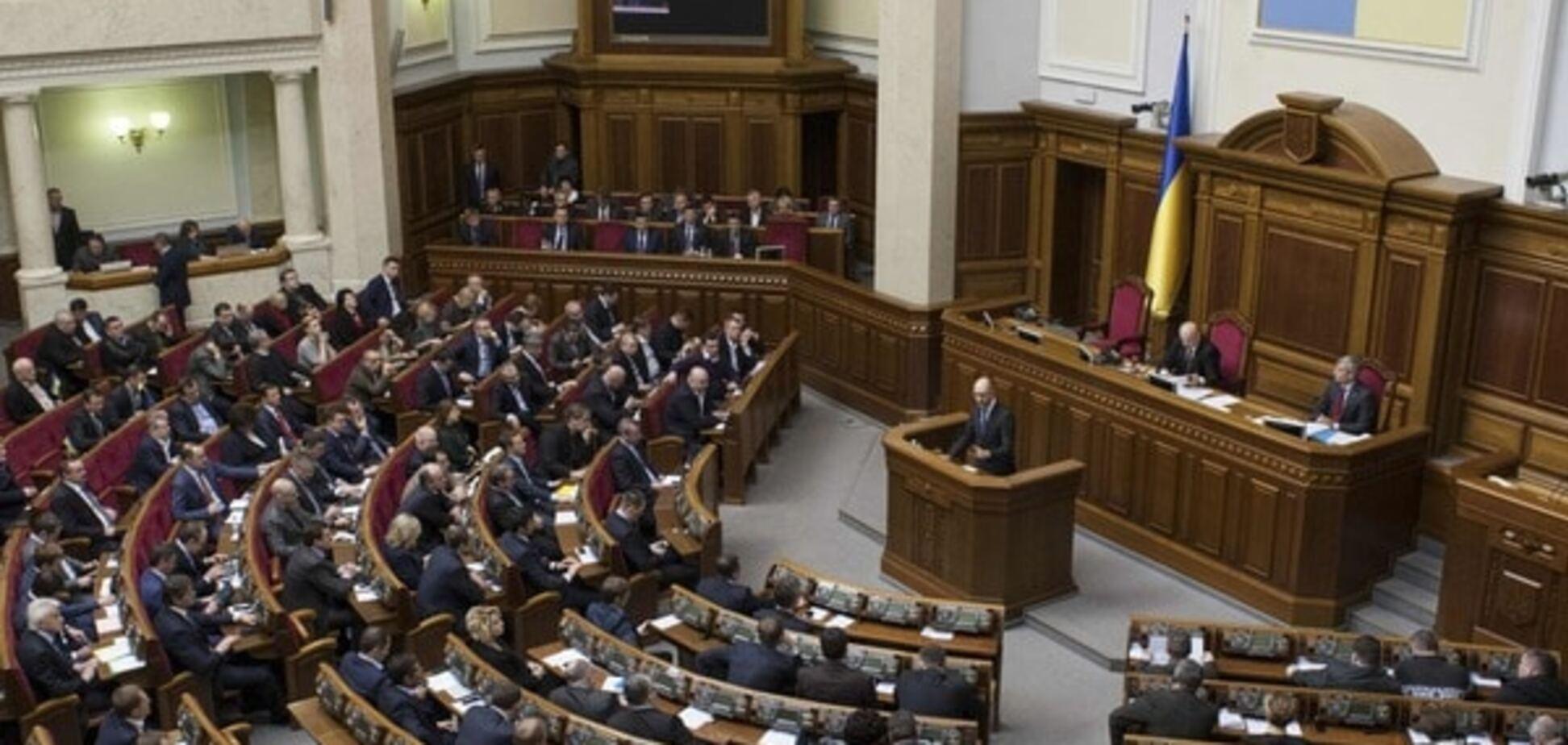Парубій назвав остаточну кількість членів коаліції
