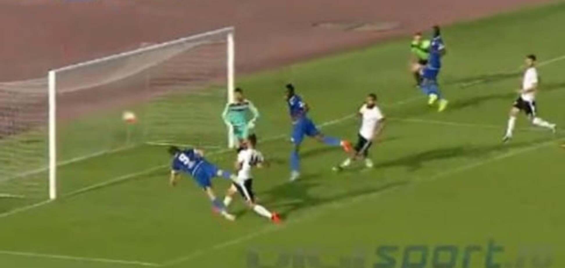 'За 10 лет столько не забил': Милевский потроллил себя за свой гол в чемпионате Румынии
