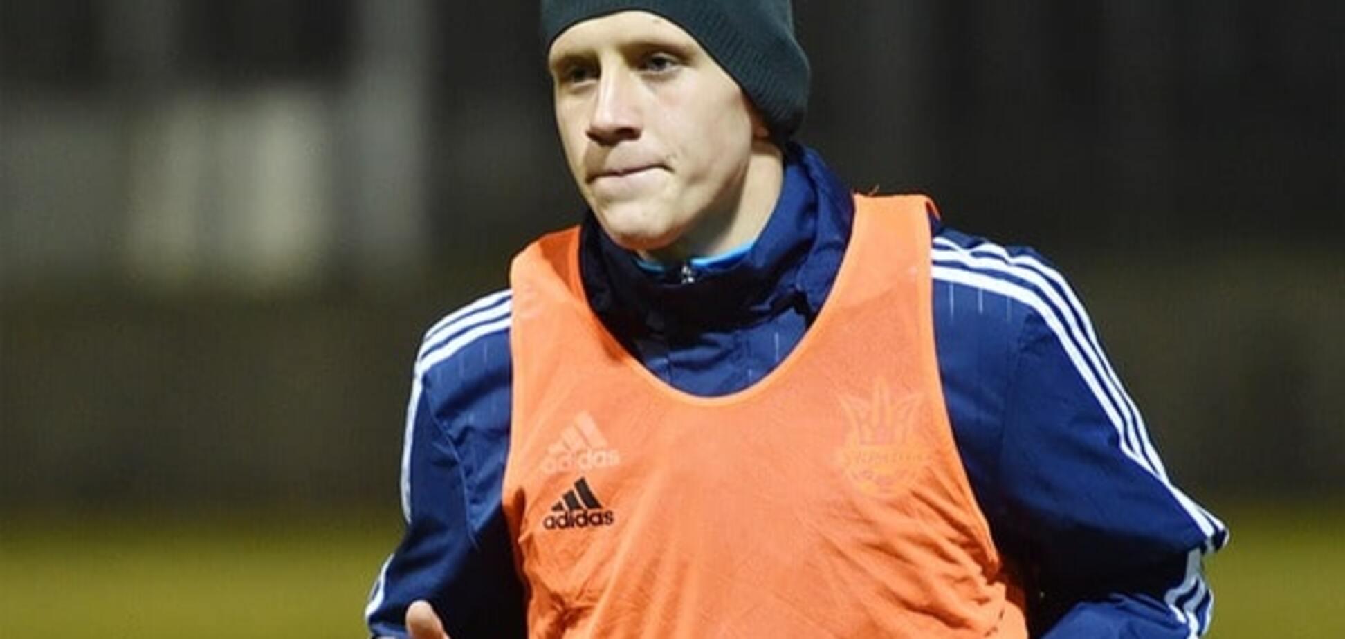 Футболіст збірної України зізнався, що провалив перегляд у 'Динамо'