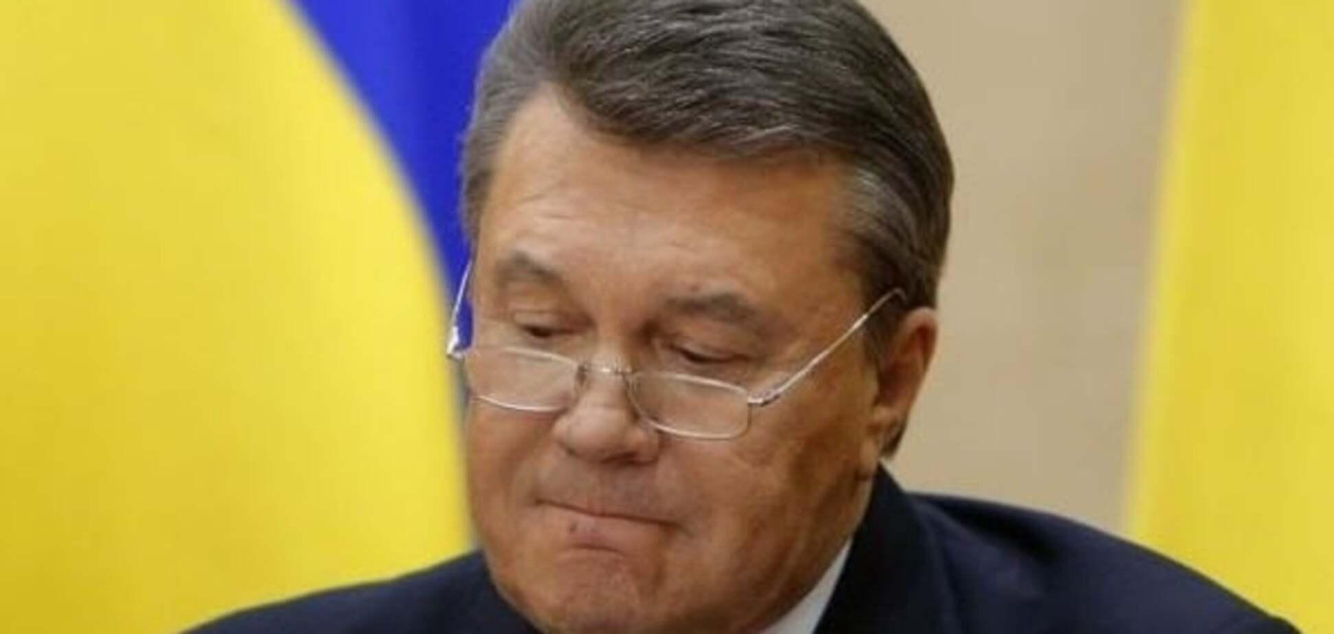 Безглуздо: у ГПУ пояснили неможливість віддалено допитати Януковича