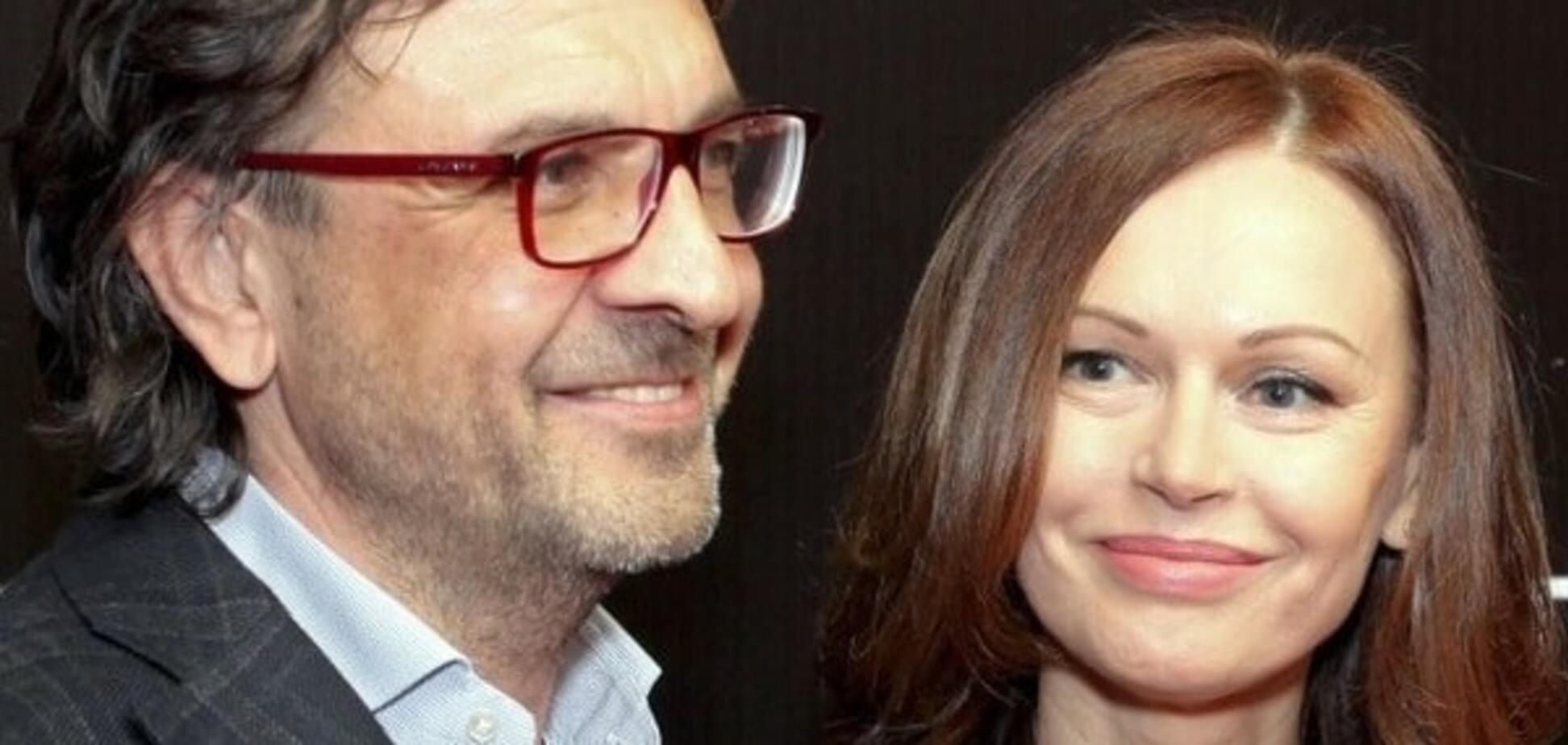 Ирина Безрукова и Сергей Брауде