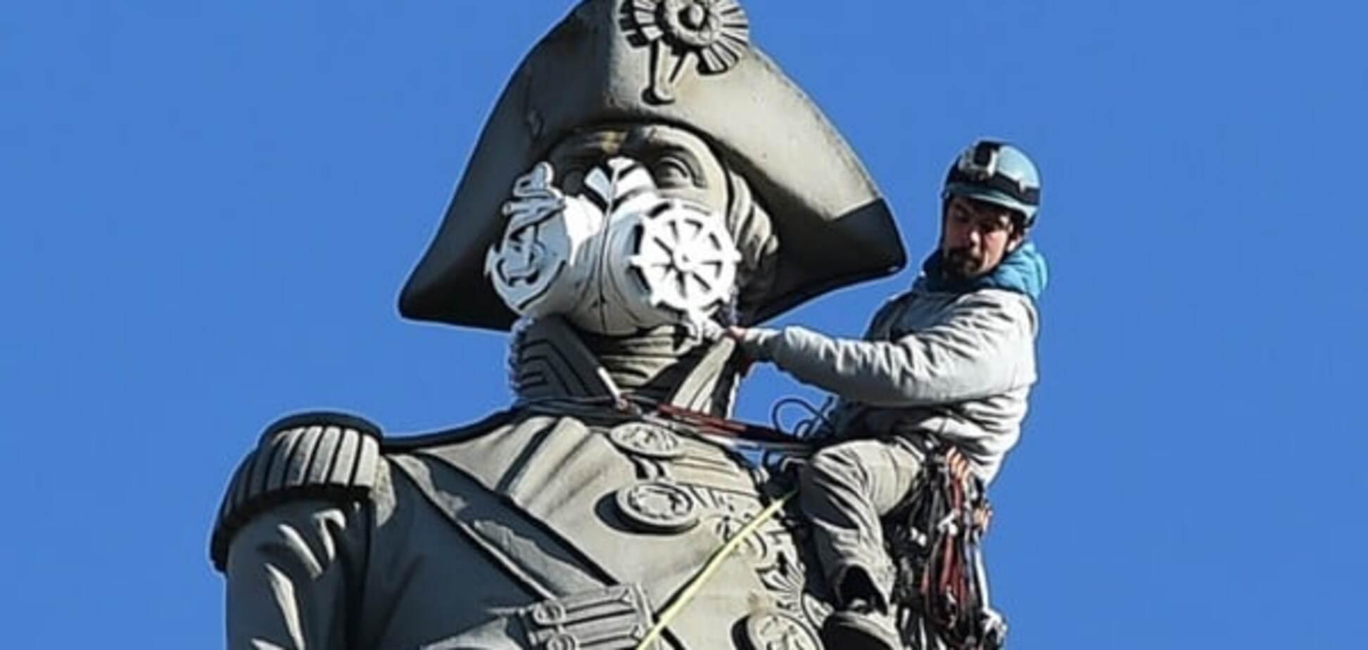 Памятник в Лондоне