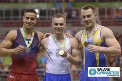 Донецький гімнаст виборов Україні два 'золота' на передолімпійському турнірі