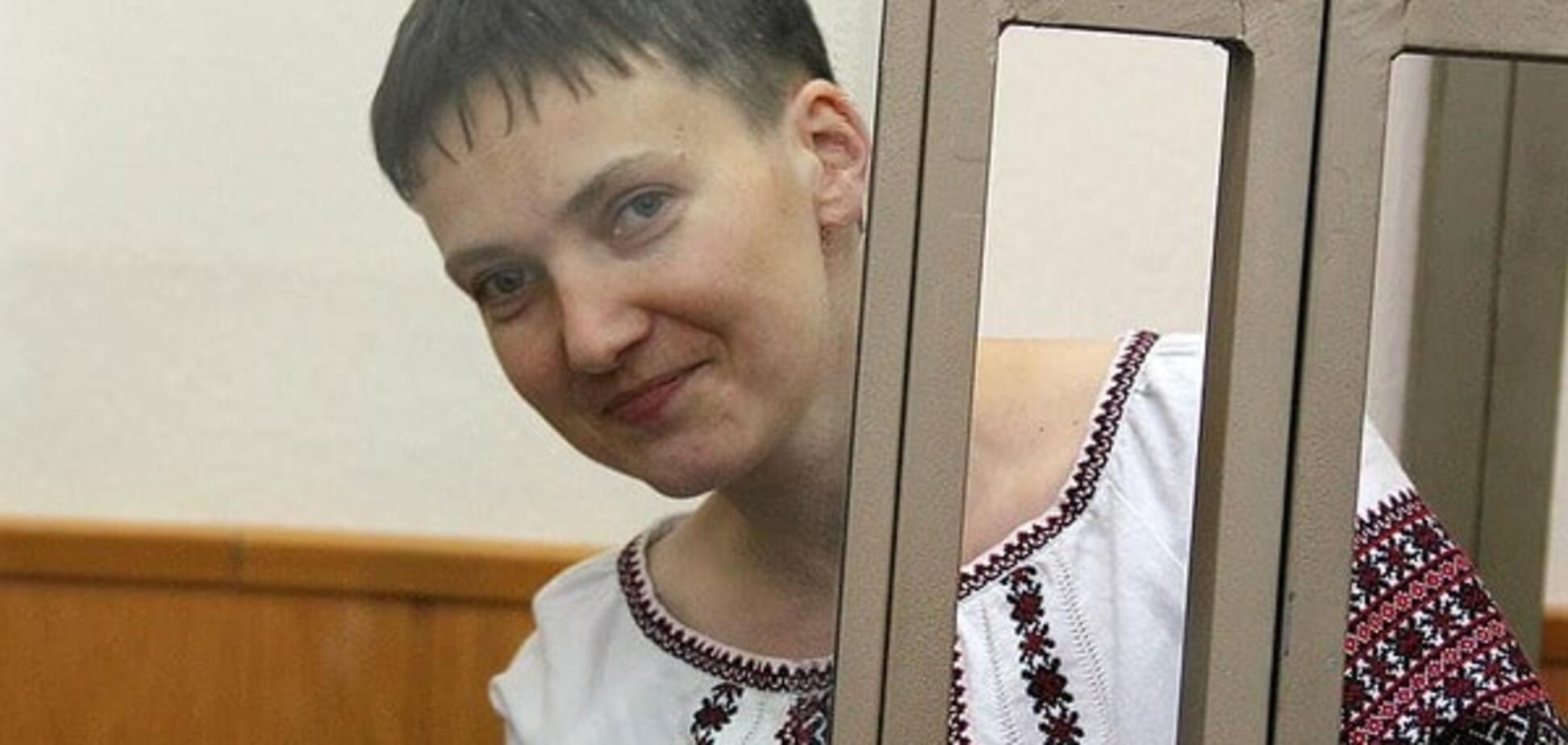 Адвокат уточнив рішення Савченко щодо голодування