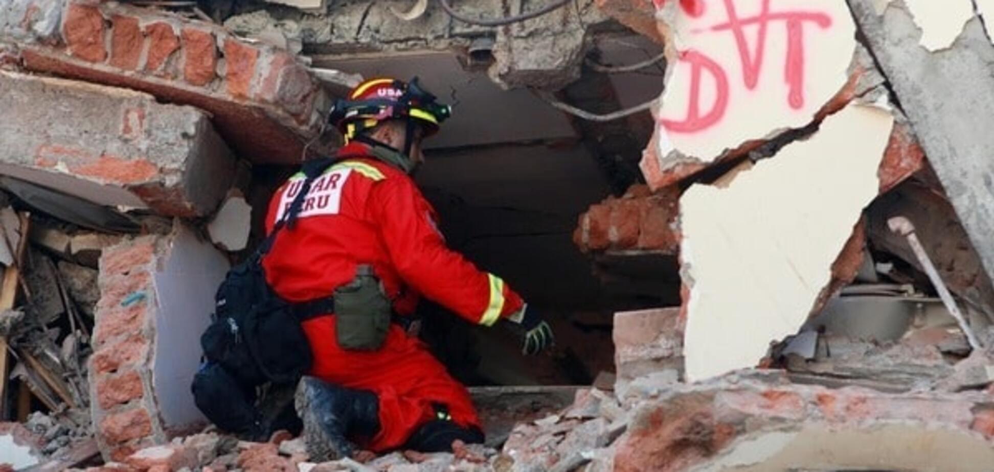 Шокуючі цифри: кількість загиблих від землетрусу в Еквадорі зросла до 413 осіб