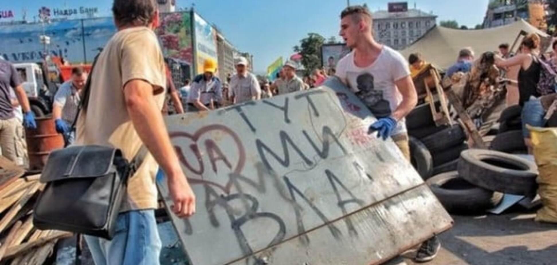 Майдан проиграл: Украине нужен прогрессор