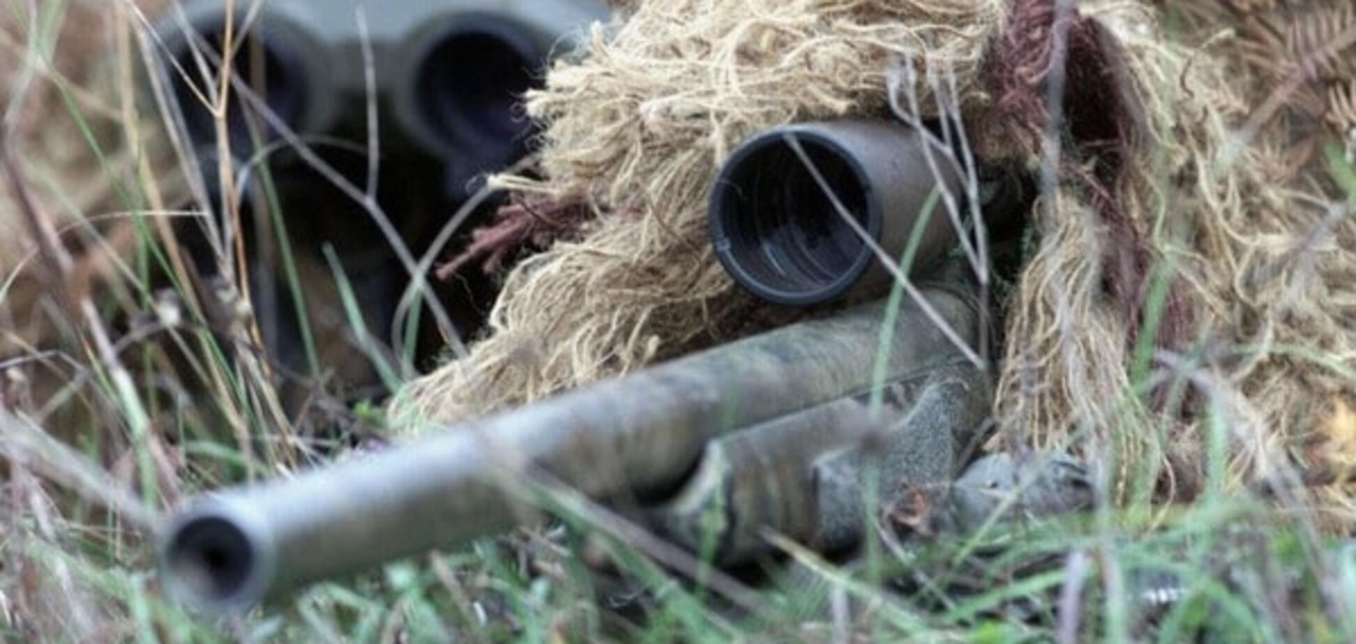 Помста бойовиків за 'Оплот': під Мар'їнкою снайпери полюють на українських військових