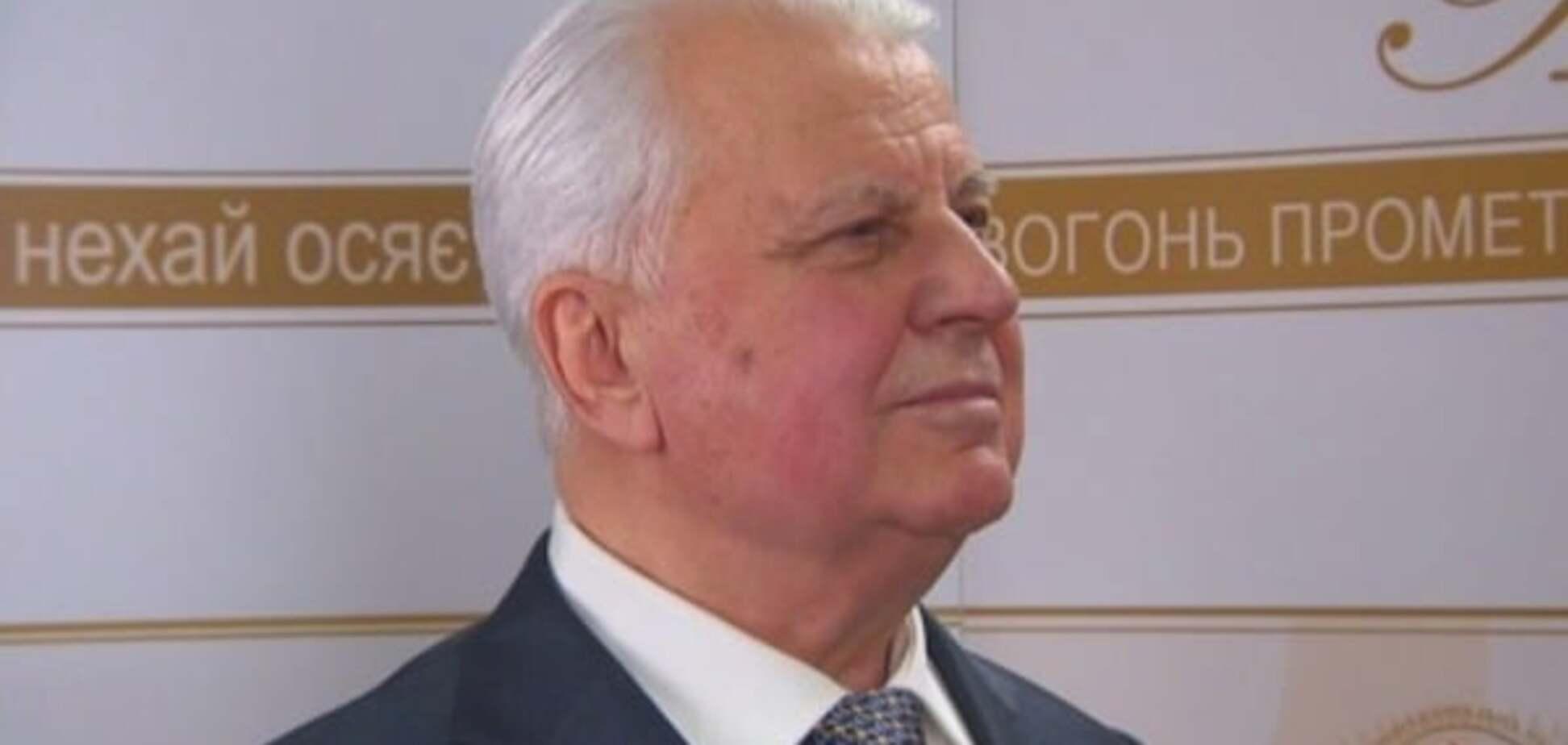 Екс-президент Кравчук розповів про свої 'ненароджених' дітей