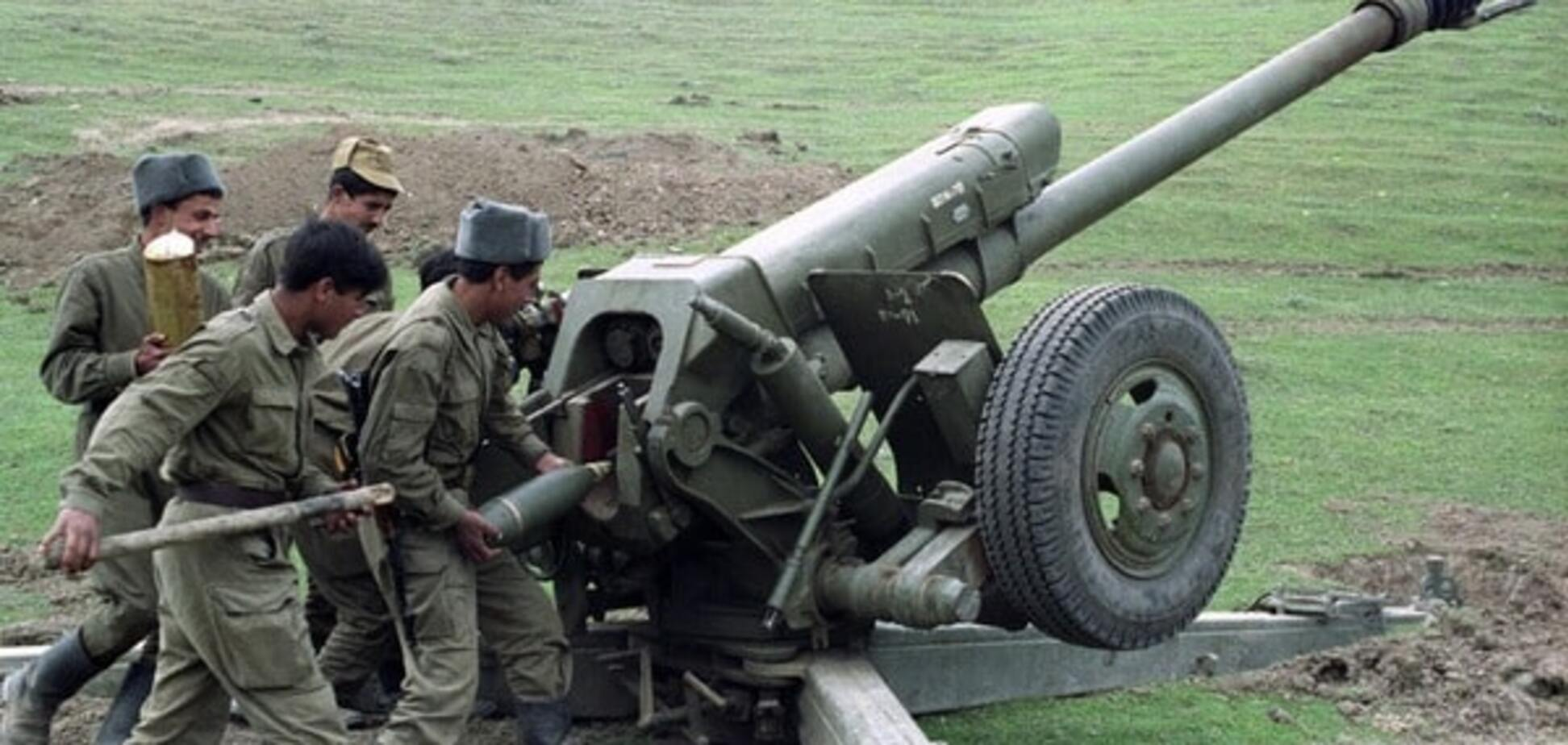Нагорный Карабах, война