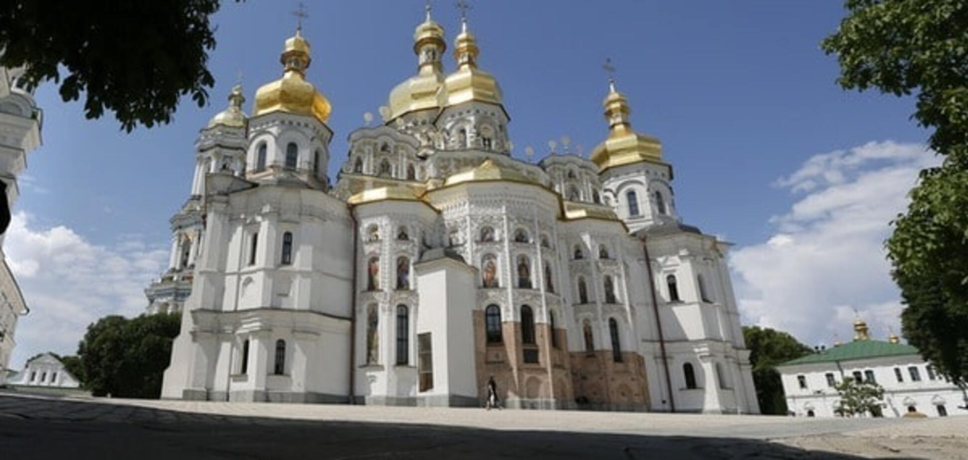 Намісник Києво-Печерської лаври розповів про Хрестопоклонну неділю