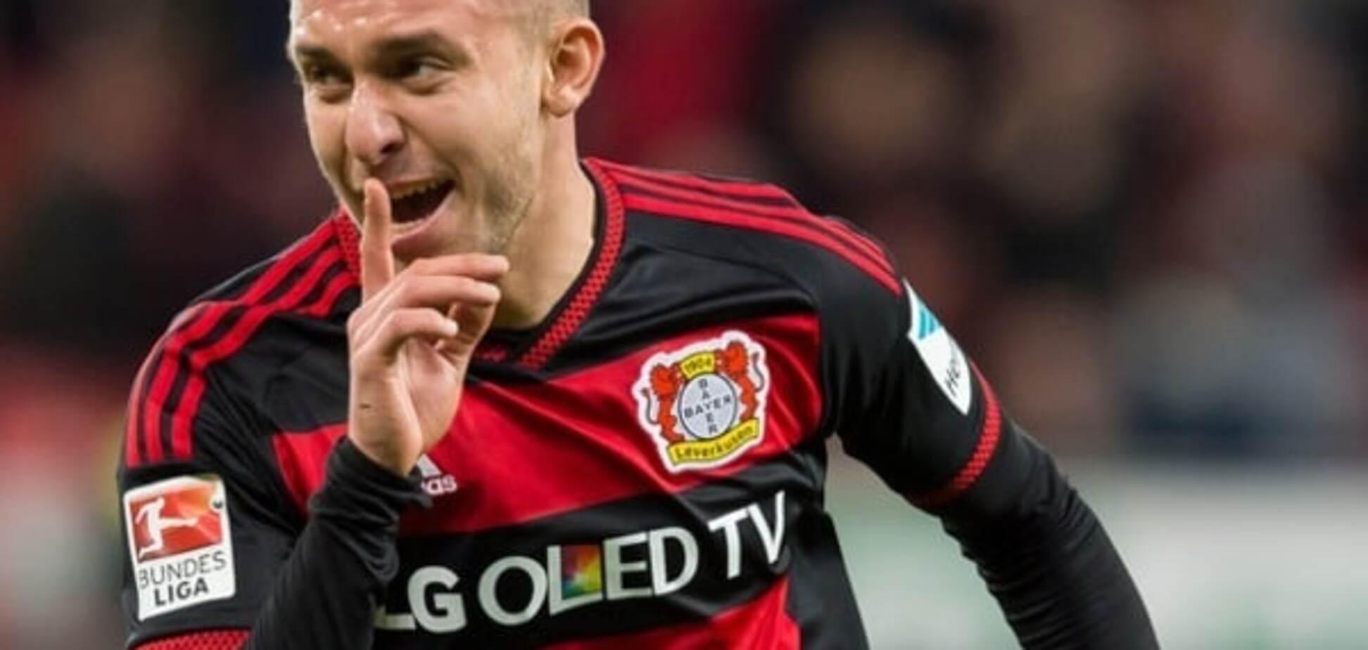 Футболіст збірної України забив розкішний гол за німецький клуб: відео шедевра