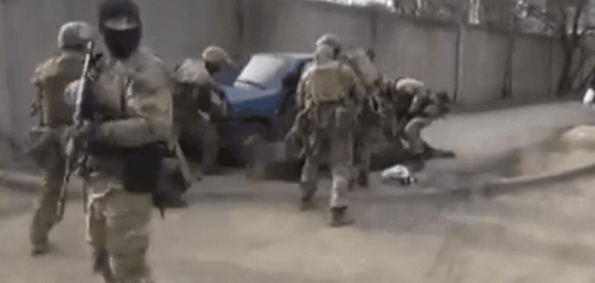 СБУ спіймала розвідгрупу ЗСУ, яка 'намилилась' перейти на бік терористів