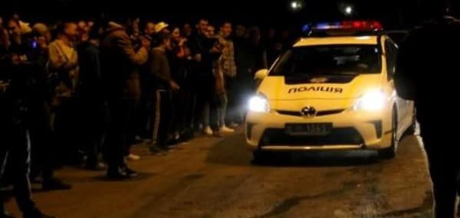 Покаталися: в Одесі поліцейських за участь у вуличних автоперегонах усунули від служби