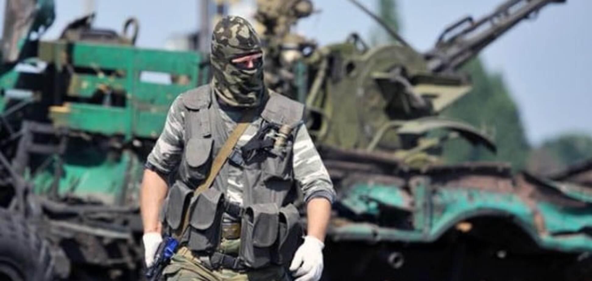 Гібридні загони 'ДНР' вдарили по Мар'їнці