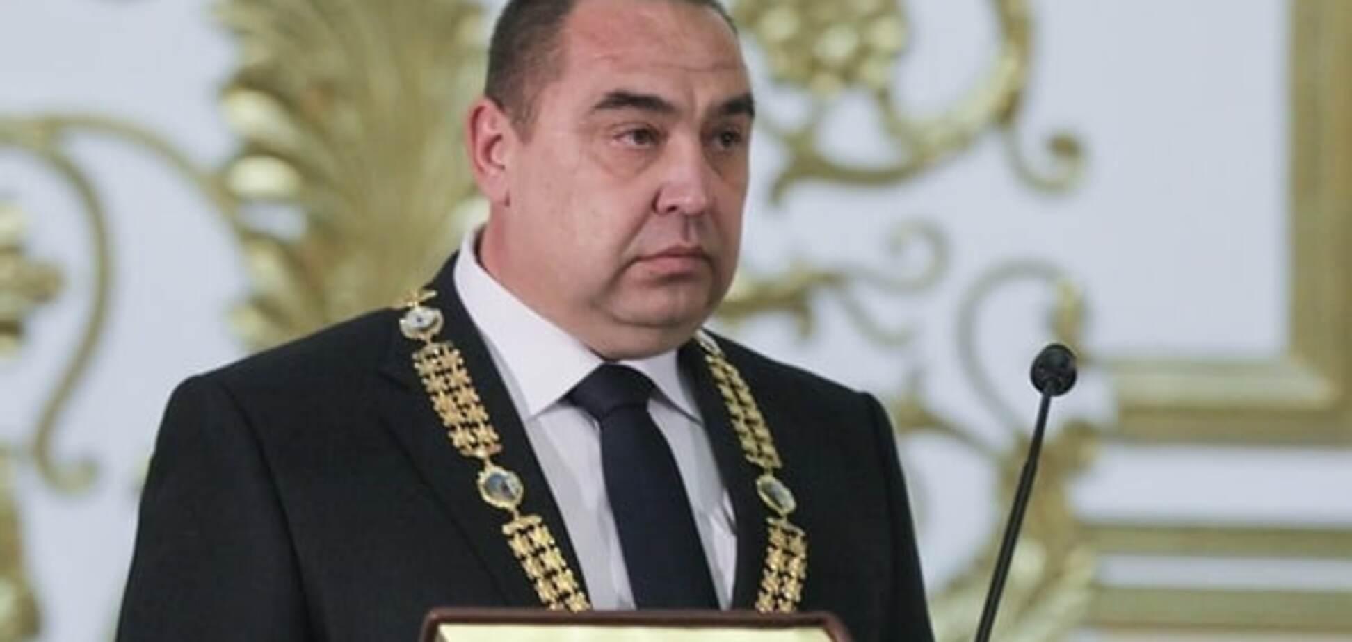 Плотницький слідом за Захарченком оголосив про перенесення 'місцевих виборів'