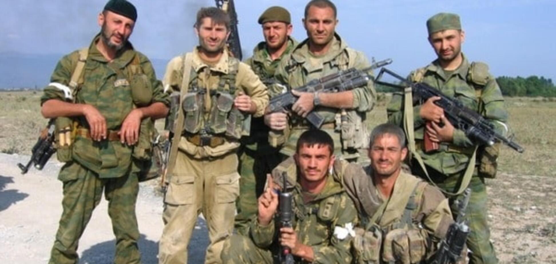 чеченские военные