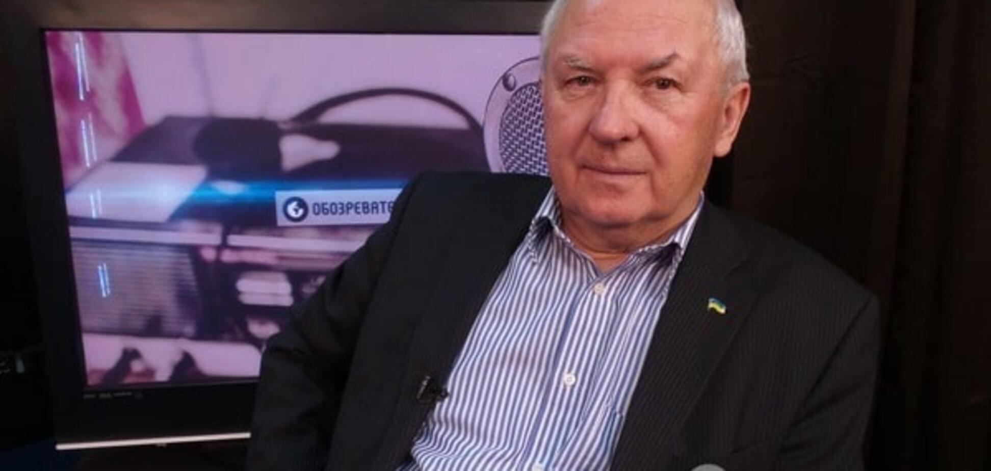 Навесні життя прокидається: генерал пояснив, чому на Донбасі активізувалися терористи
