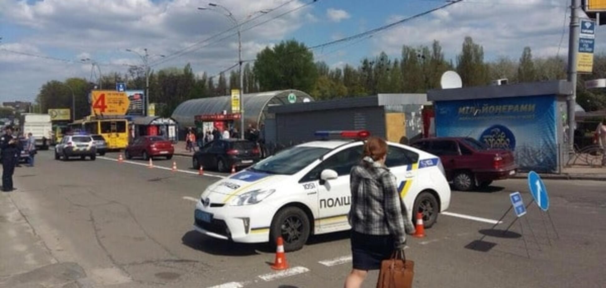 ДТП з авто поліції в Києві: загибла працювала в поліклініці МВС