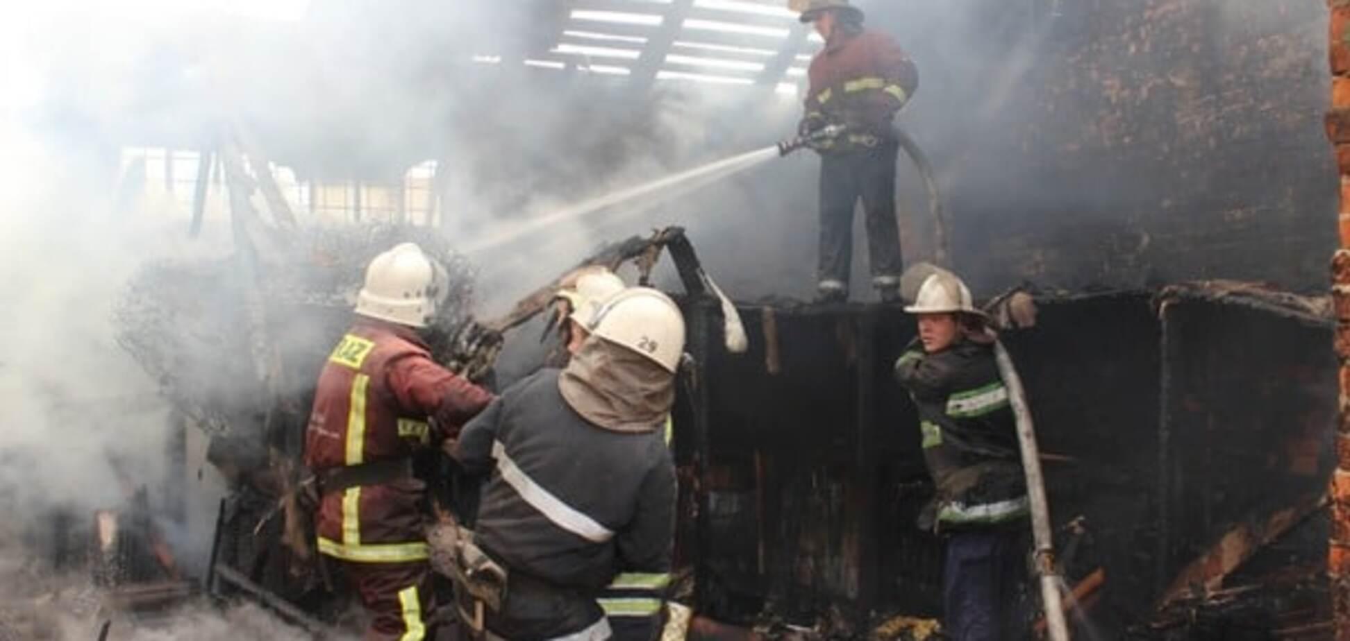 Під час пожежі на Одещині загинули шестеро дітей