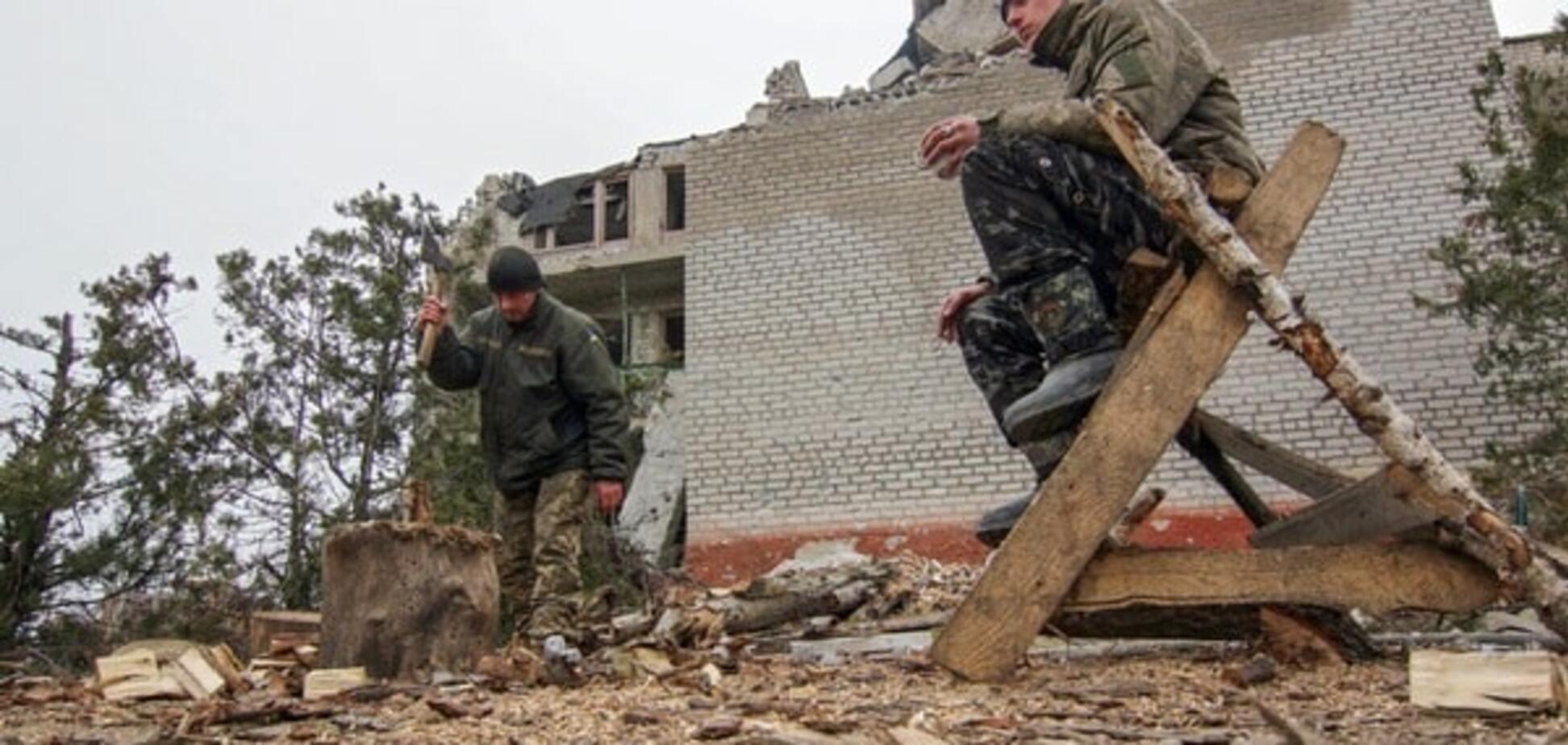 Міномети, гранатомети і ПТРК: терористи атакували бійців АТО в Широкиному