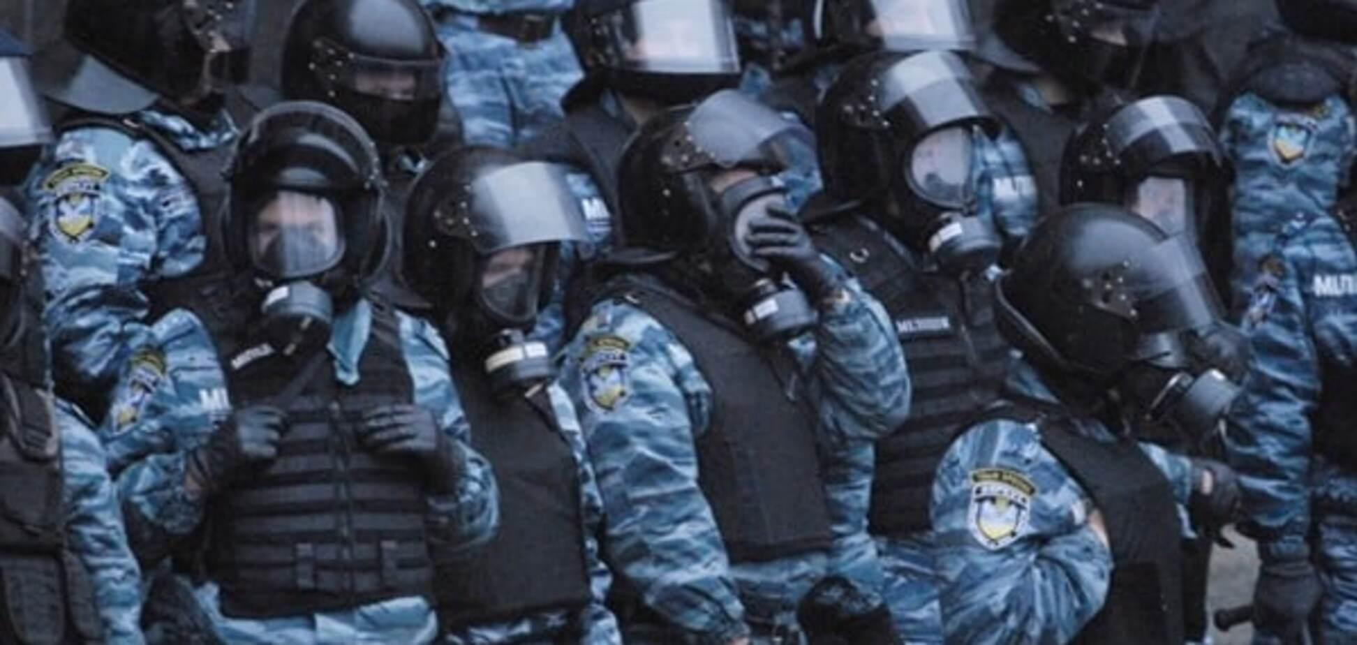 Справа Євромайдану: ГПУ впіймала одного із командирів 'Беркута'