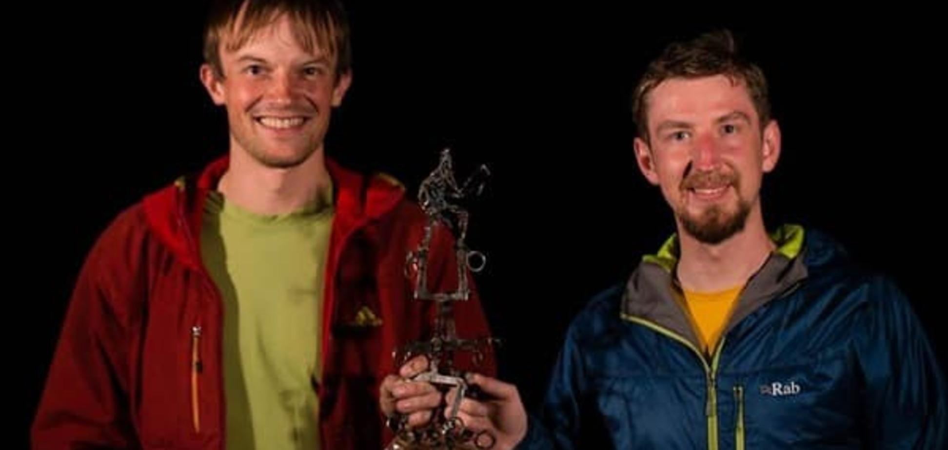 Украинских альпинистов признали лучшими на планете