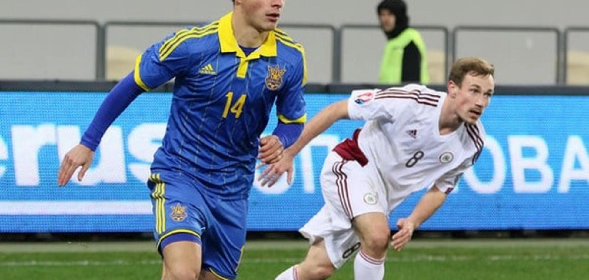 Футболіст збірної України допоміг влаштувати гольову феєрію в Бельгії: відео моменту