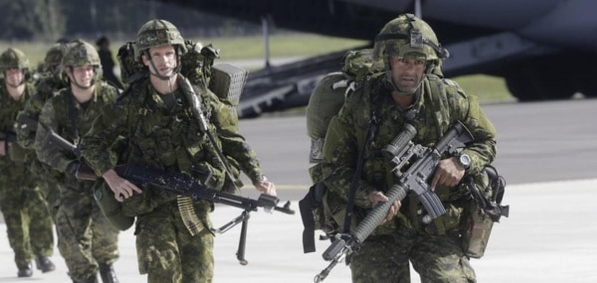 Как должно выглядеть усиление НАТО на Востоке