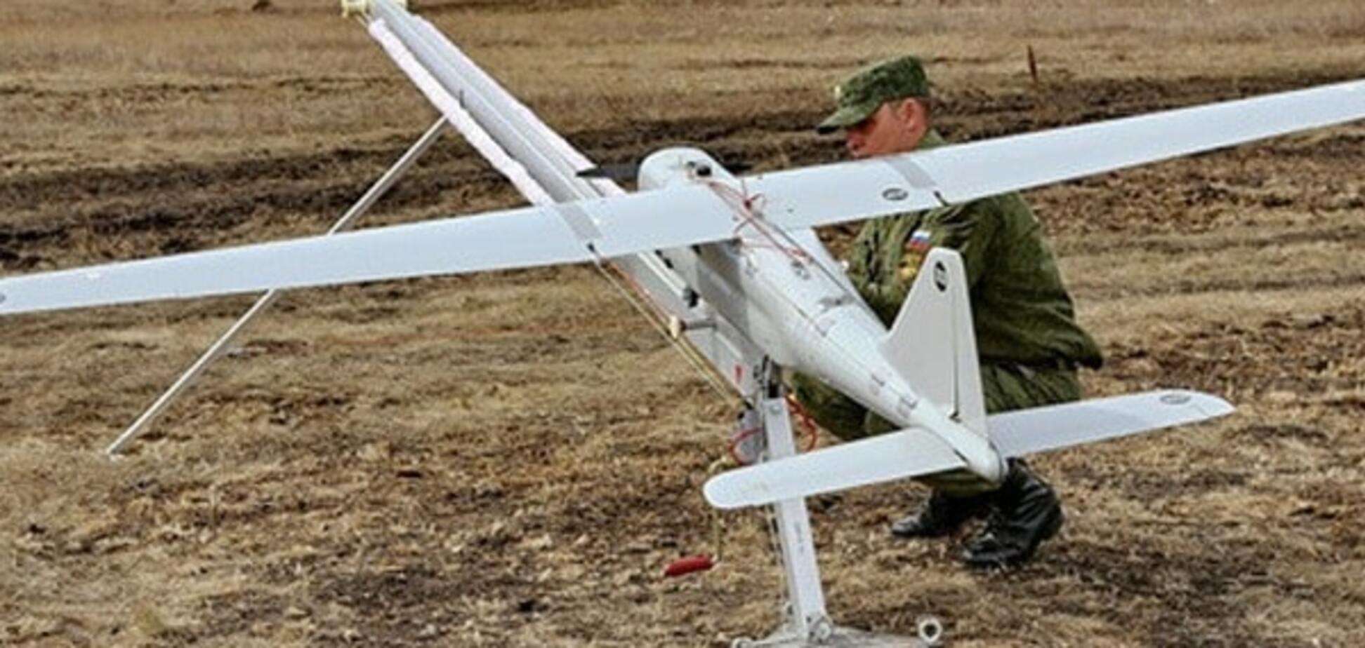 Окупанти влаштували повітряне стеження за штабом 'Блокади Криму'