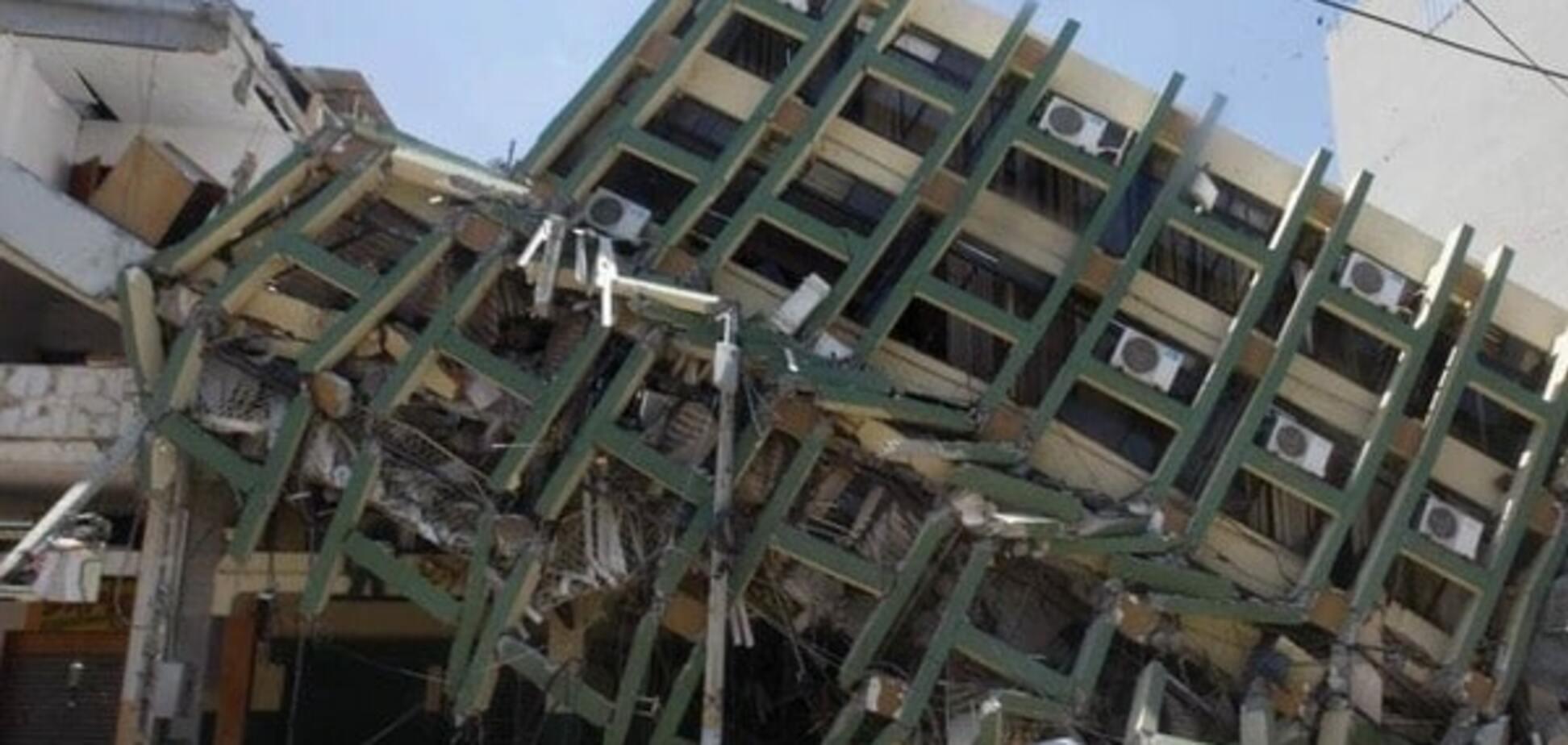 Землетрус в Еквадорі: кількість загиблих наблизилася до 600