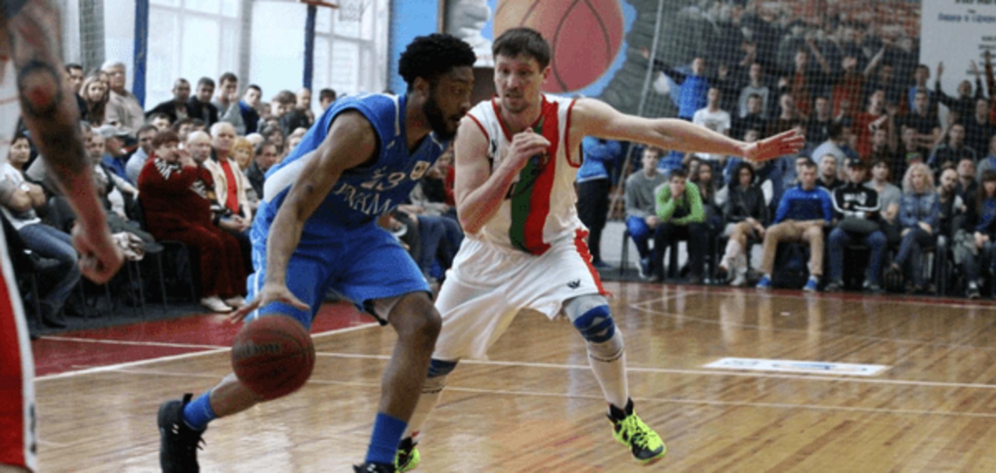 'Динамо' уверенно вышло в финал чемпионата Украины